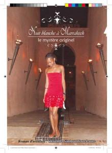 Diane Laure Simbou:  nuit-blanche-à-marakech-220x300